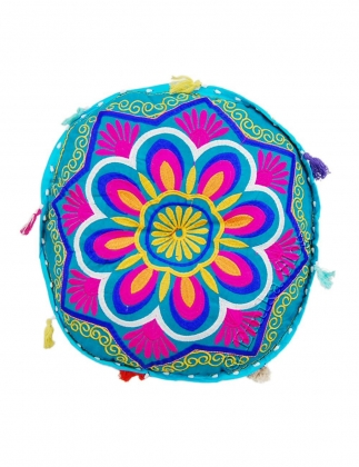 CUSCINO POUF INDIANO