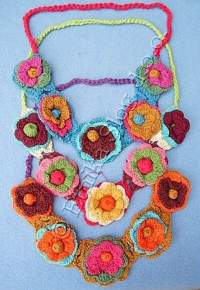 COTTON JEWELRY