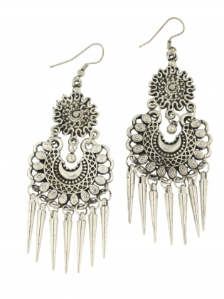 EARRINGS - METAL