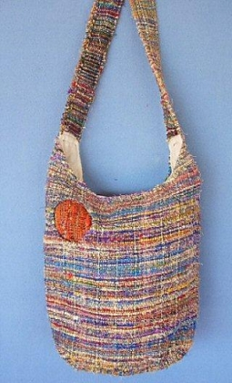 RECYCLED SILK BAGS