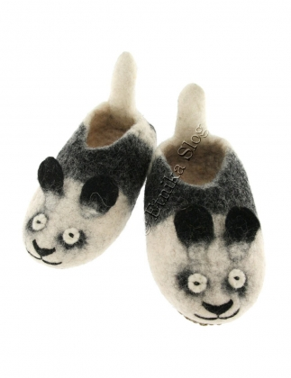 WOOL FELT SMALL SHOES