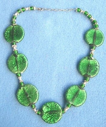 NECKLACES - GLASS